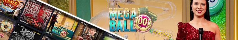play mega ball at twin live casino