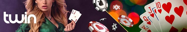 Twin Casino Online Poker Games