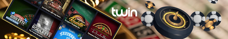 Twin Casino Online roulette